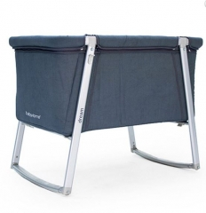 babyhome Детская колыбелька BabyHome Dream little cot, цвет Cotton blue 42156