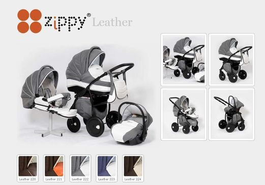 Tutis Zippy Leather