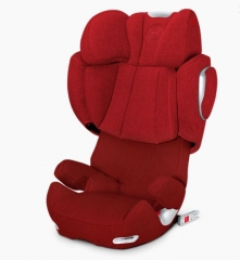 Автокресло Cybex Solution Q2-fix Plus, цвет Hot & Spicy-red