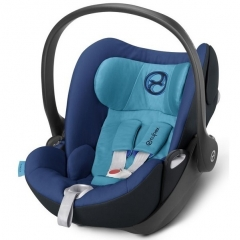 Автокресло Cybex Cloud Q, цвет True Blue-navy blue