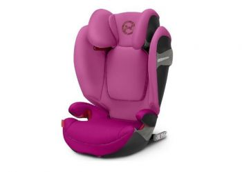 Автокресло Cybex Solution S-fix Fancy Pink purple