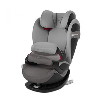 Автокресло Cybex Pallas S-fix, цвет Manhattan Grey-mid grey
