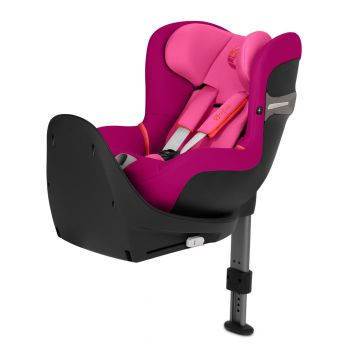 Автокресло Cybex Sirona S i-Size, цвет Passion Pink purple