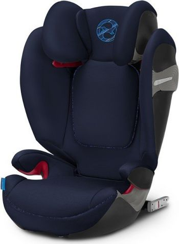 Автокресло Cybex Solution S-fix Indigo Blue navy blue