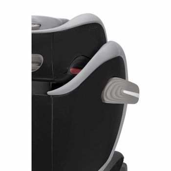 Автокресло Cybex Solution S-fix Urban Black black