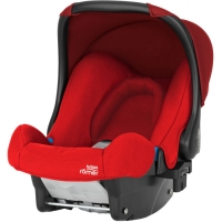 Автокресло Britax-Romer Baby-Safe Flame red