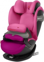 Автокресло Cybex Pallas S-fix, цвет Passion Pink-purple