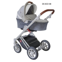 Коляска 2 в 1 Tutek Diamos Eco DS ECO8