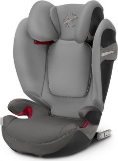 Автокресло Cybex Solution S-fix Manhattan Grey-mid grey PU2