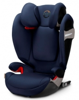 Автокресло Cybex Solution S-fix Denim Blue-blue PU2