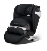 Автокресло Cybex Juno M-fix Urban Black black