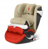 Автокресло Cybex Juno M-fix Autumn Gold-burnt red PU2