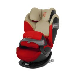Автокресло Cybex Pallas S-fix, цвет Autumn Gold burnt red