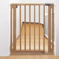 Дверное ограждение Safety 1st Pressure Gate Easy Close Wood