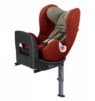 Автокресло Cybex Sirona Plus, цвет Autumn Gold-burnt red