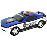 "Toy State Полицейская машина Chevy Camaro ""Protect&Serve"""