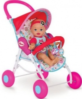 Fisher-Price Коляска прогулочная Little Mommy - Stroller