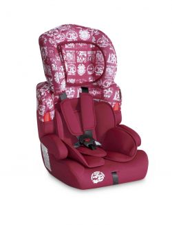 Автокресло Bertoni Kiddy, цвет red