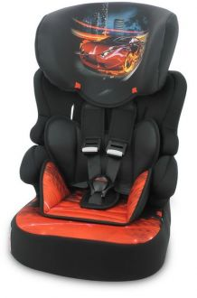 Автокресло Lorelli X-Drive+, цвет black fiery race