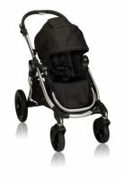 Baby Jogger Прогулочная коляска City Select Onyx silver frame