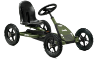 Веломобиль Berg Jeep Junior Pedal Go-kart