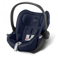 Автокресло Cybex Cloud Q, цвет Midnight Blue-navy blue