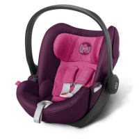 Автокресло Cybex Cloud Q, цвет Mystic Pink-purple