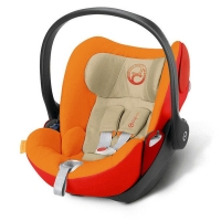 Автокресло Cybex Cloud Q, цвет Autumn Gold-burnt red