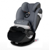 Автокресло Cybex Pallas M-Fix, цвет Graphite Black dark grey