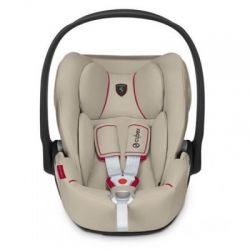 Автокресло Cybex Cloud Z i-Size, цвет Ferrari Silver Grey light grey