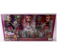 Кукла Monster High Ever After High TH-12A