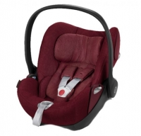 Автокресло Cybex Cloud Q PLUS, цвет Infra Red-red