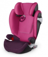 Автокресло Cybex Solution M-Fix, цвет Mystic Pink-purple
