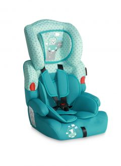 Автокресло Bertoni Kiddy, цвет dark&light aquamarine