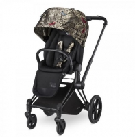 Cybex Priam Lux Butterfly прогулочная коляска
