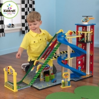Игровая дорога KidKraft Mega Ramp Racing Set (63267)