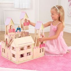 Кукольный домик KidKraft Princess Castle with Furniture (65259)