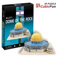 "3D-конструктор CubicFun ""Dome of the rock"""