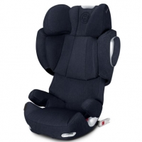 Автокресло Cybex Solution Q3-fix Plus, цвет Midnight Blue-navy blue