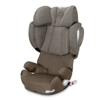 Автокресло Cybex Solution Q3-fix Plus, цвет Cashmere Beige-beige