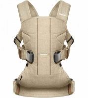 Рюкзак-кенгуру BabyBjorn One Birchwood beige (от 3,5 до 15 кг.)
