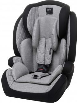 Автокресло 4Baby Aspen light grey