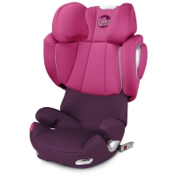 Автокресло Cybex Solution Q3-fix, цвет Mystic Pink-purple