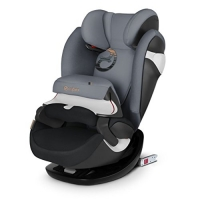 Автокресло Cybex Pallas M-Fix, цвет Pepper Black-dark grey