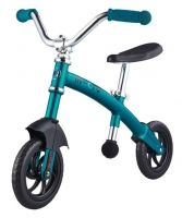 Беговел Micro G-bike chopper Deluxe aqua