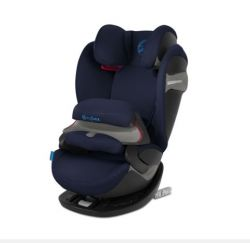 Автокресло Cybex Pallas S-fix, цвет Denim Blue-blue
