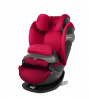 Автокресло Cybex Pallas S-fix, цвет Rebel Red-red
