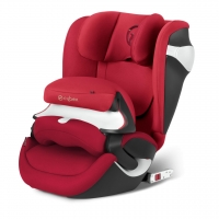Автокресло Cybex Juno M-fix Rebel Red-red