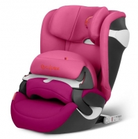 Автокресло Cybex Juno M-fix Passion Pink purple