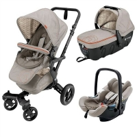 Коляска 3 в 1 Concord Neo Travel Set, цвет Cool Beige